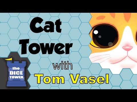 Dice Tower Reviews: Cat Tower