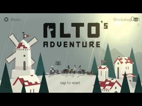 Alto's Adventure: All 6 Characters! - iOS iPhone 5 Gameplay