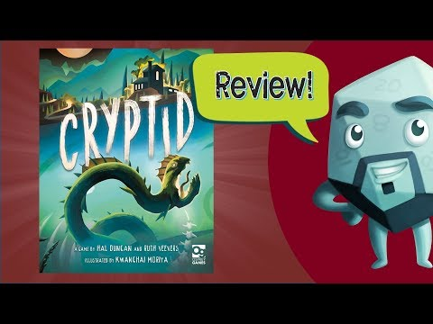 Cryptid Review - with Zee Garcia