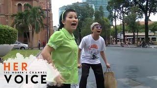 Vợ Chồng Đậu Chơi Facebook - Kiều Linh Chân Ngắn, Trấn Thành, Kim Mai Sơn, Lý Hải