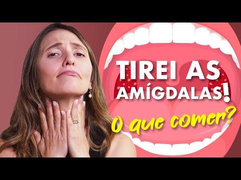 Imagem ilustrativa do vídeo: TIREI AS AMÍGDALAS, E AGORA?