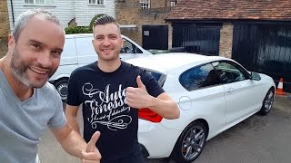 VLOG 011 - BMW M135i Detailed by Kings Automotive Ltd