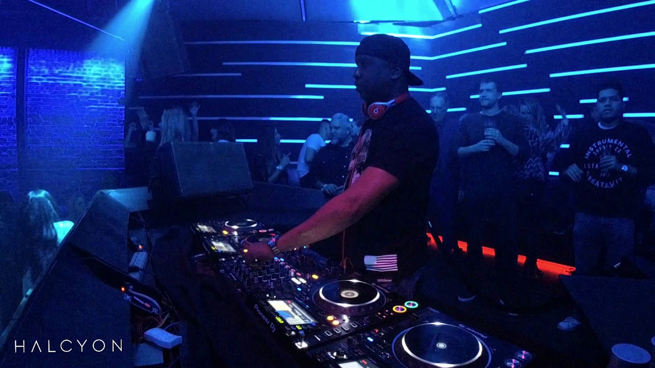 Todd Terry - Live @ Halcyon In The Booth 010 2017