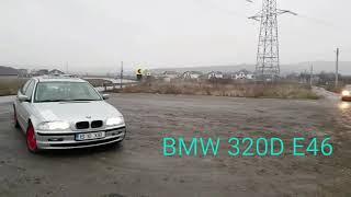 BMW E46 320D & 318i - Drift