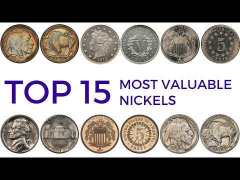 Most Valuable Nickels of All Time — Collectors Universe