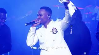 The Name Of Jesus LIVE  MARTIN PK Ft SINACH