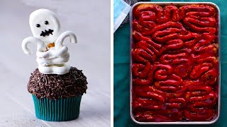 The Tricks to These 7 Treats are Monster-ously Easy! | Halloween Recipes by So Yummy