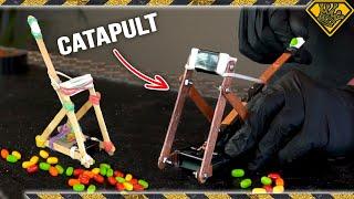 DIY Tic Tac Catapult