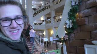Inside Disneyland Hotel