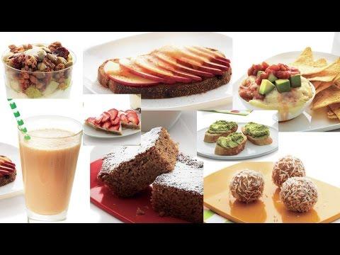 Video 10 kids friendly snack ideas | kids friendly recipes ideas | kids loving food |