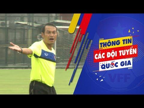 U.17 Việt Nam bước vào tập luyện chuẩn bị cho giải giao hữu quốc tế tại Nhật Bản  