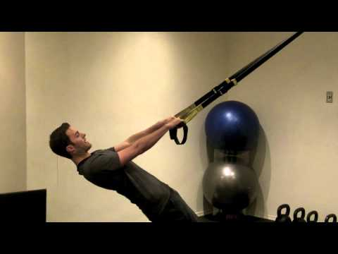 How To Do TRX Inverted Rows   Bodyshaping Blueprint
