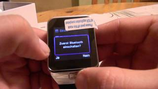 Smartwatch Smart 9 Ninetec Bluetooth,Iphone,Android,
