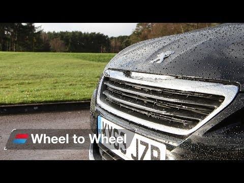 Mazda3 vs Peugeot 308 vs Skoda Rapid Spaceback video 2 of 4