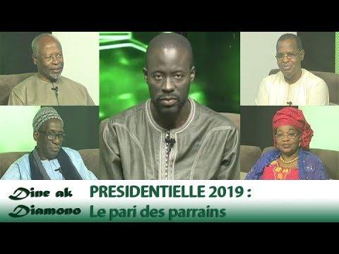 Dine ak Diamono (19 avr. 2018) - PRÉSIDENTIELLE 2019 :  Le pari des parrains