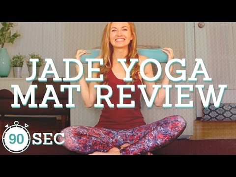Jade Harmony Professional Yoga Mat Review   Best in Sticky Yoga Mats