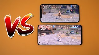 Apple iPhone 12 Pro vs Xiaomi Mi 10 Ultra Antutu, Thermal Throttling, Genshin Impact FPS Lag Test
