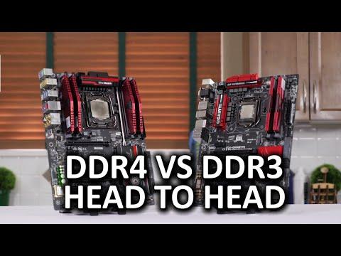 DDR 3 Vs. DDR4