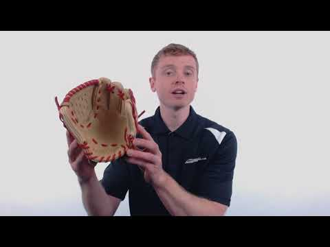 "Nokona Alpha Select 9"" Youth Glove: S-50C"