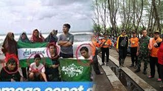 Tim SAR Temukan Korban Ketiga yang Hilang Terseret Ombak di Pantai Pandan Kuning