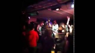 Skull Fist - Hamilton Ontario - Blackout/Tear Down The Wall