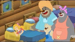 Adisebaba Kids Stories - Animals - Episode 12 : GOLDILOCKS AND THE THREE BEARS