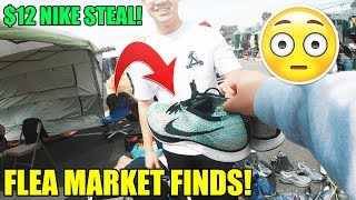 CHEAP NIKE STEAL + VINTAGE FLEA MARKET FINDS! (CHEAP FINDS FRIDAY - EP. 21)