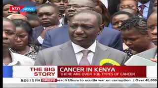 CANCER IN KENYA: Kenya is losing about 37,000 people to Cancer annually |The Big Story
