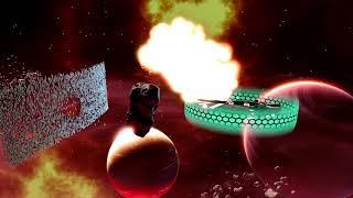 VideoImage2 Drone Swarm