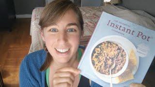 Instant Pot Cookbook!    Sneak Peek