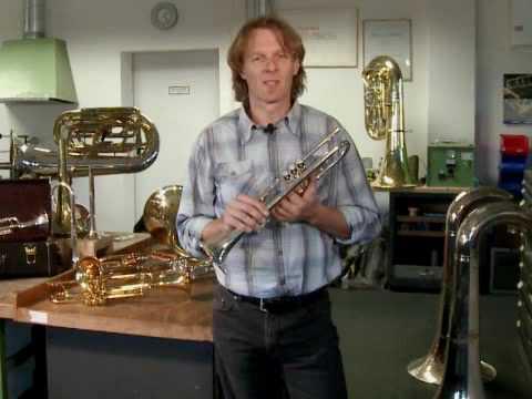 Trumpet Bb Yamaha YTR 8335 RGS, Xeno, reversed leadpipe