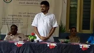 Speech by Our Sahabalve Founder