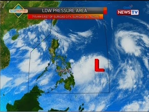 [GMA]  BT: Weather update as of 11:53 a.m. (July 13, 2018)