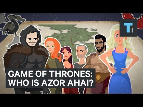 Everything you need to know about Azor Ahai — the legendary savior on 'Game of Thrones'
