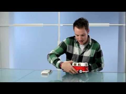 LEGO® Volkswagen T1 Camper Van (10220)