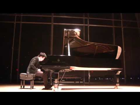 Nikolai Medtner Sonata Tragica in C Minor, Op. 39 No. 5  Performed at Northwestern University, Evanston.