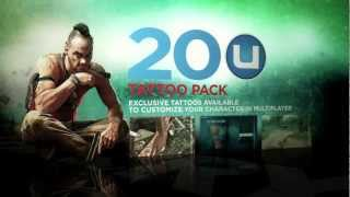 Far Cry 3 exclusive Uplay Rewards [NORTH AMERICA] - Download this Video in MP3, M4A, WEBM, MP4, 3GP