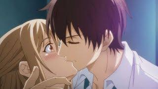 Gambar cover Top 10 NEWEST Romance Anime Fall 2017 [HD]