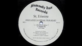 Saint Etienne~Only Love Can Break Your Heart [Andrew Weatherall's 'A Mix In Two Halves' Remix]