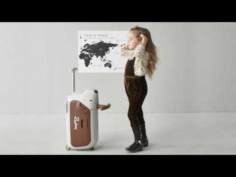 Bontoy Traveller Kinderkoffer | kidscomfort.eu