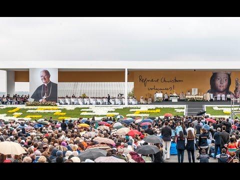 Beatificación de Álvaro del Portillo: vídeo resumen 36'