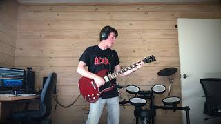 "AC/DC ""The Furor"" (Ballbreaker, 1995), Guitar Backing Track"
