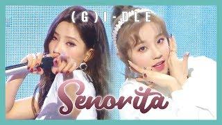 [HOT] (G)I-DLE  -  Senorita ,(여자)아이들 - Senorita  Show Music core 20190316