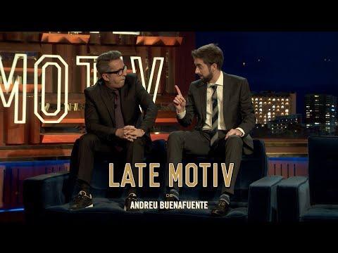 "LATE MOTIV - David Broncano. ""Un cobete gurdu gurdu""   #LateMotiv309"