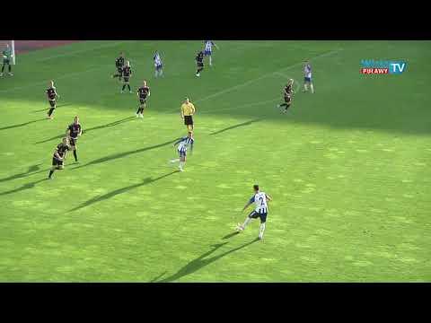 WIDEO: Wisła Puławy - Stal Kraśnik 0-1 [SKRÓT MECZU]