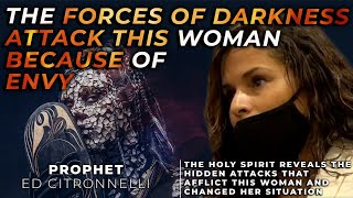 """PROPHECY -""""This almost happened to you, but an ANGEL protected you"""" 