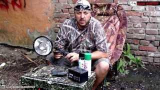 Лампа фара для рыбалки и охоты в