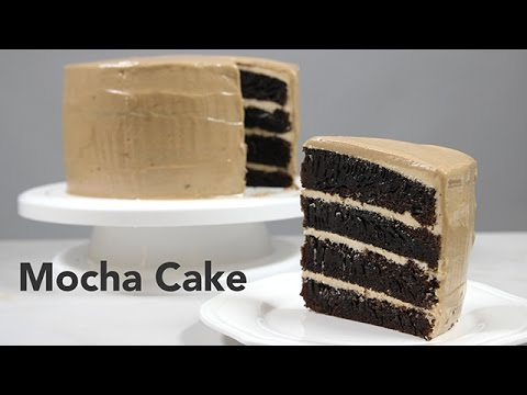 Video Mocha Cake Recipe | Yummy Ph