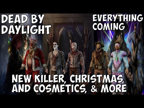 Dbd Christmas Event 2020 New Killer, Christmas Event, and Cosmetics, & More — Dead By Daylight