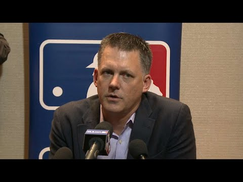 A.J. Hinch on building up pitching for 2018